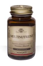 SOLGAR MULTINUTRIENT VITAMINE 30 TAVOLETTE