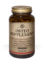 SOLGAR OSTEO SUPPLEMENT 120 TAVOLETTE