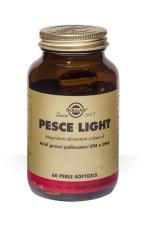 SOLGAR PESCE LIGHT ACIDI GRASSI INSATURI EPA DHA 60 PERLE