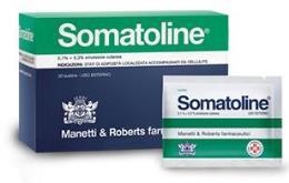SOMATOLINE 0,1+ 0,3 EMULSIONE CUTANEA 30 BUSTINE