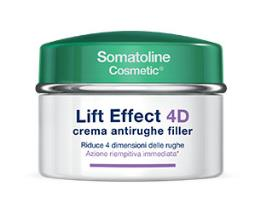 SOMATOLINE LIFT EFFECT 4D ANTIRUGHE GIORNO FILLER 50ml
