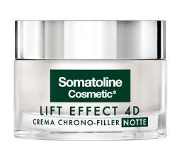 SOMATOLINE LIFT EFFECT 4D CREMA CHRONO FILLER NOTTE 50ml