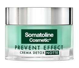 SOMATOLINE PREVENT EFFECT CREMA DETOX NOTTE 50ml