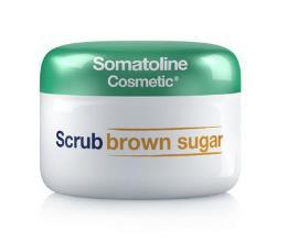 SOMATOLINE SCRUB BROWN SUGAR 350g