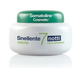 SOMATOLINE SNELLENTE 7 NOTTI NATURAL 400ml