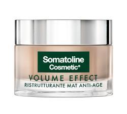 SOMATOLINE VOLUME EFFECT CREMA RISTRUTTURANTE MAT ANTI-AGE 50ml