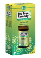 TEA TREE REMEDY OIL OLIO PURO DI TEA TREE INTEGRATORE 25ml