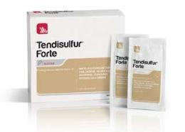 TENDISULFUR FORTE INTEGRATORE ALIMENTARE PER IL TRATTAMENTO DELLE TENDINOPATIE - 14 BUSTINE