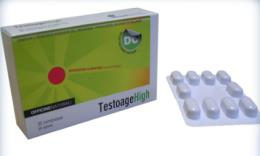 TESTOAGE HIGH 30 COMPRESSE