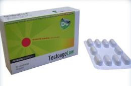 TESTOAGE LOW 30 COMPRESSE