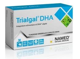 TRIALGAL DHA  INTEGRATORE OMEGA 3 30 CAPSULE SOFTGEL