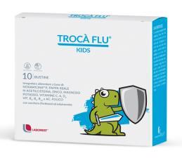 TROCA FLU KIDS 10 BUSTINE