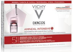 VICHY DERCOS AMINEXIL INTENSIVE 5 ANTICADUTA DONNA 42 FLACONI