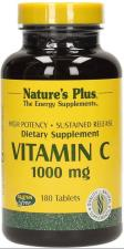 VITAMIN C 1000mg NATURE'S PLUS 180 TAVOLETTE