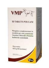 VMP MANGIME COMPLEMENTARE 50 TAVOLETTE PER CANI