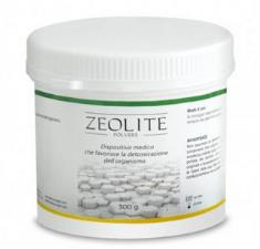 ZEOLITE IN POLVERE Flowers of life 300g