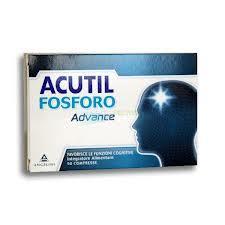 ACUTIL FOSFORO ADVANCE - 50 COMPRESSE