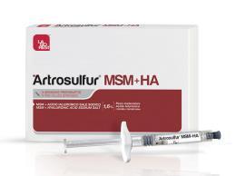 ARTROSULFUR MSM + HA 3 SIRINGHE PRERIEMPITE
