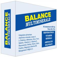 BALANCE MULTIMINERALE 40 COMPRESSE