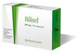 BILIREL INTEGRATORE ALIMENTARE - 30 COMPRESSE