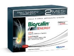 BIOSCALIN ENERGY CAPELLI UOMO 60 COMPRESSE