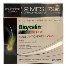 BIOSCALIN ENERGY FIALE ANTICADUTA UOMO 20 FIALE