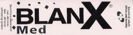 BLANX MED DENTI BIANCHI DENTIFRICIO SBIANCANTE 100 ml