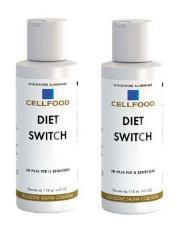 CELLFOOD DIET SWITCH 118 ml OFFERTA 2 PEZZI