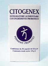 CITOGENEX integratore BROMATECH 30 capsule