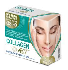 COLLAGEN ACT COLLAGENE ACIDO IALURONICO 10 BUSTINE
