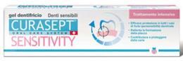 CURASEPT Sensitivity gel dentifricio 50 ml Trattamento intensivo