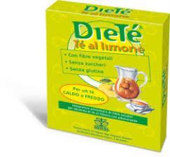 DIETE' - TE' AL LIMONE - 10 BUSTINE