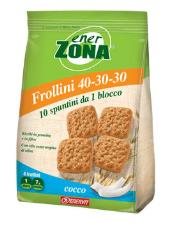 ENERZONA FROLLINI 40 30 30 COCCO 250 gr