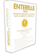 ENTERELLE PLUS integratore BROMATECH 12 capsule