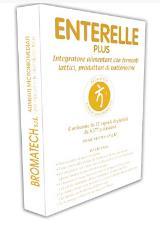 ENTERELLE PLUS integratore BROMATECH 24 capsule