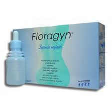 FLORAGYN LAVANDA VAGINALE - 5 FLACONI DA 140 ML