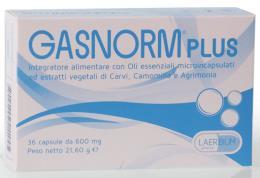 GASNORM PLUS 36 CAPSULE