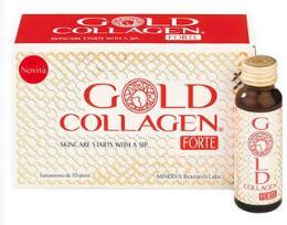 GOLD COLLAGENe FORTE TRATTAMENTO 10 GIORNI