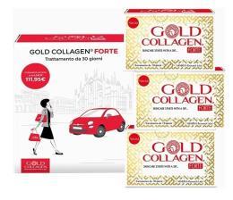 GOLD COLLAGENe FORTE TRATTAMENTO 30 GIORNI