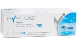 HYMOVIS 2 SIRINGHE PRERIEMPITE 24mg/3ml