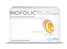 INOFOLIC PLUS CAPS 20 CAPSULE