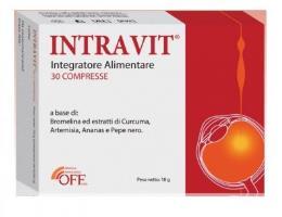 INTRAVIT INTEGRATORE ALIMENTARE 30 COMPRESSE