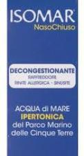 ISOMAR NASO CHIUSO SOLUZIONE IPERTONICA 50 ml