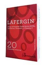 LAFERGIN INTEGRATORE ALIMENTARE 20 COMPRESSE