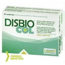 LEGREN DISBIOCOL - 30 COMPRESSE