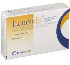 LEUCODIF 14 CAPSULE SPREMIBILI