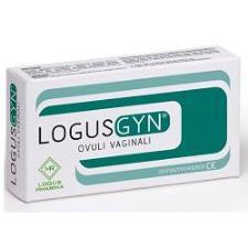 LOGUSGYN OVULI VAGINALI - 10 OVULI DA 2 G