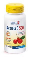LONGLIFE ACEROLA C500 30 COMPRESSE