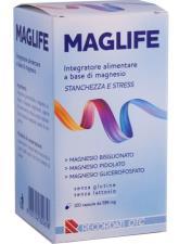 MAGLIFE INTEGRATORE ALIMENTARE DI MAGNESIO 100 CAPSULE