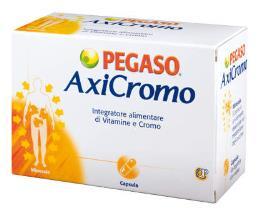 PEGASO AXICROMO 50 capsule